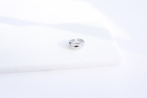 Кольцо FIJI / цвет серебро
