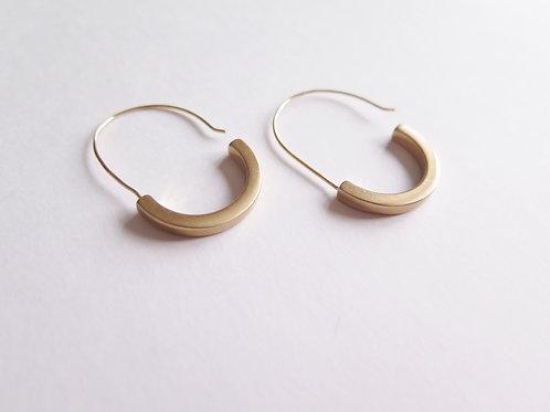 Серьги ARIA / цвет- золото