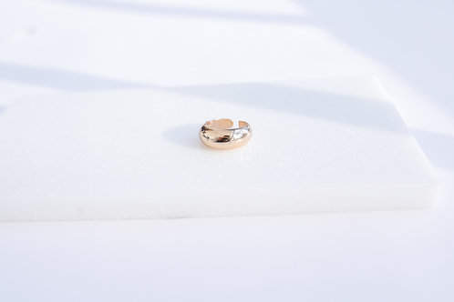 Кольцо FIJI / цвет золото