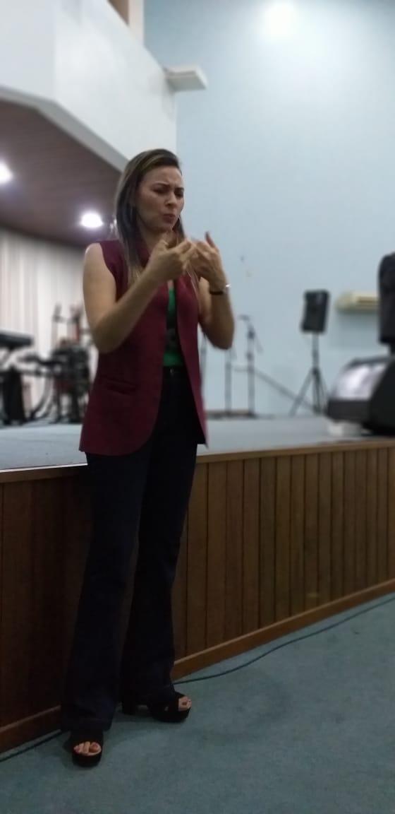 Intérprete Geórgia