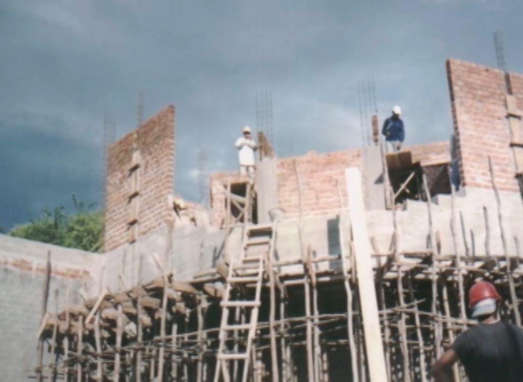 Construção do Templo