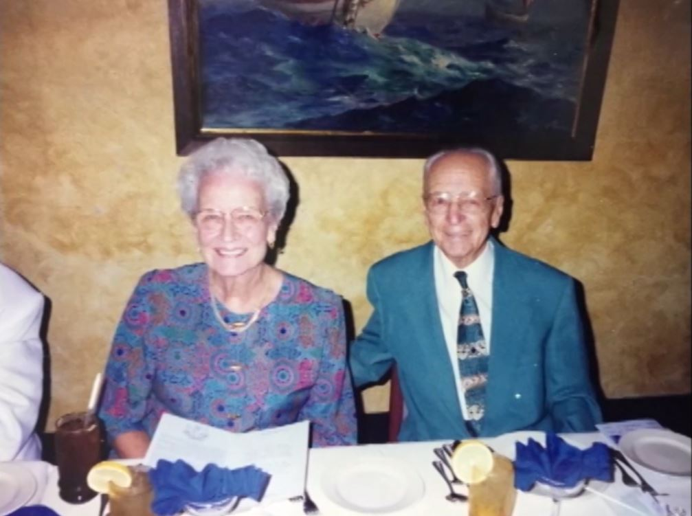 Stanley e Helena Morrison
