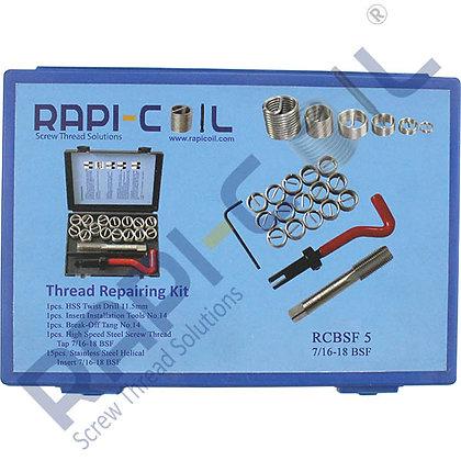 Thread Repairing Kit 7/16-18 BSF