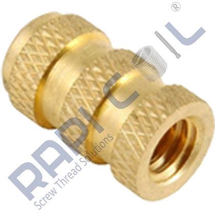 Brass Molding Inserts BMI-3