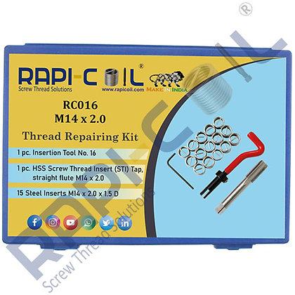 Thread Repairing Kit M14 x1.25