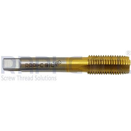 TITANIUM NITRIDE coated High Speed Steel (5% Co.) STI Taps M12 x 1.75