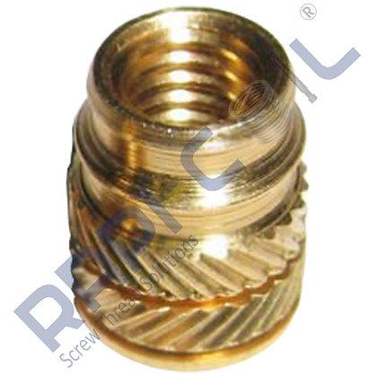 Brass Molding Inserts BMI-13
