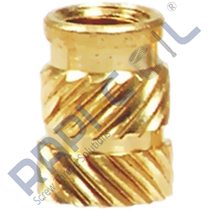 Brass Molding Inserts BMI-5