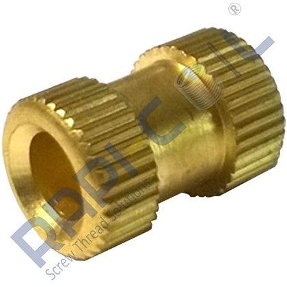 Brass Molding Inserts BMI-12