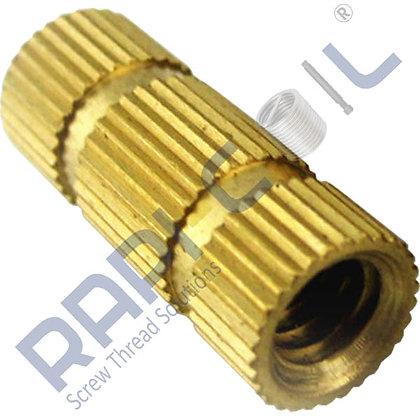 Brass Molding Inserts BMI-15