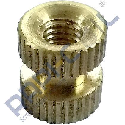 Brass Molding Inserts BMI-2