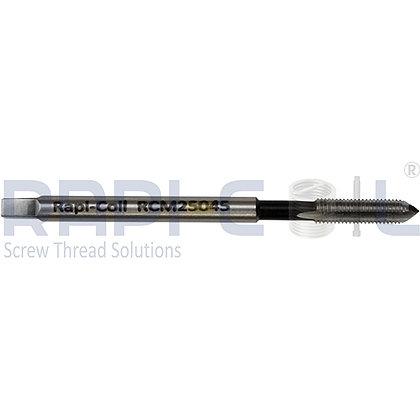 M2.5 X 0.45 - High Speed Steel Screw Thread Insert Taps