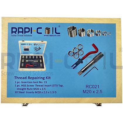Wooden Thread Repairing Kit 20 x 2.5