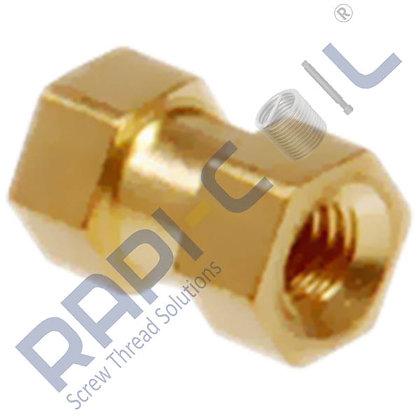 Brass Molding Inserts BMI-10