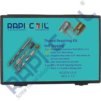 Self-Tapping Thread Repair Kit UNF 1/2 x 20