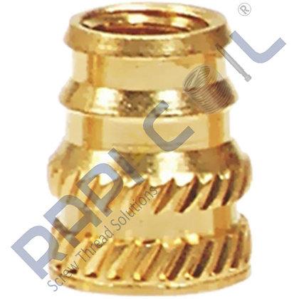 Brass Molding Inserts BMI-6