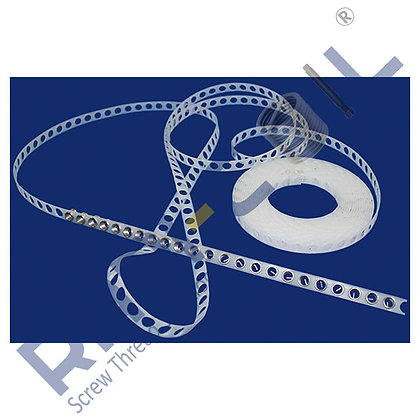 Plastic Strip – feed for Auto-Installation