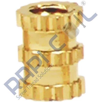 Brass Molding Inserts BMI-7