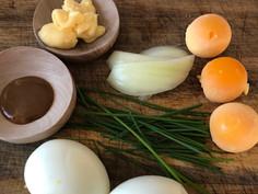 Nydelig eggesalat 🌱