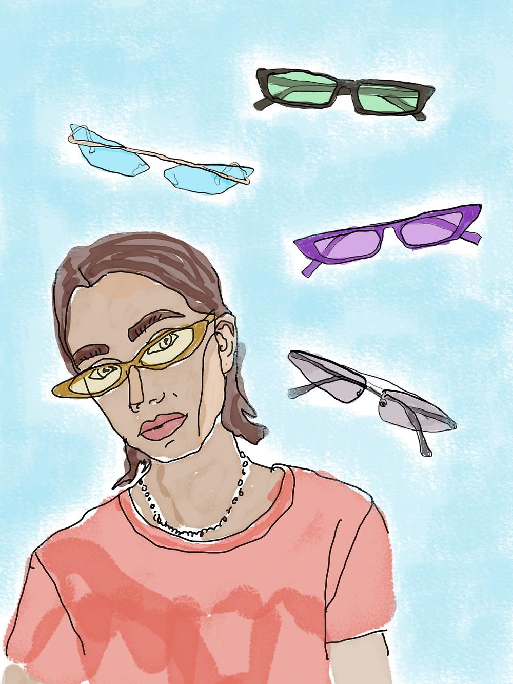 illustrazioni di Jeanie Lochhead