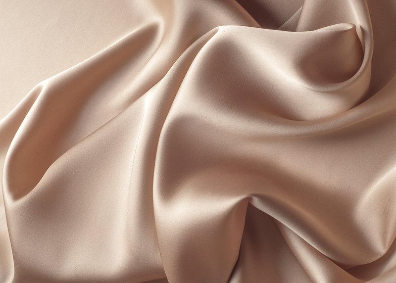 Treated Silk