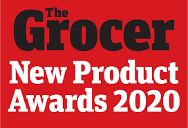 Finalist at The Grocer New Product Awards 2020