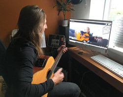 Steve Gardiner | Guitar Lessons | Online Skype Video Lessons