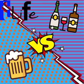 #TliFe Vino vs. Cerveza