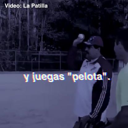 Mientras asesinas a los venezolanos, TU bailas y juegas pelota. ASESINO