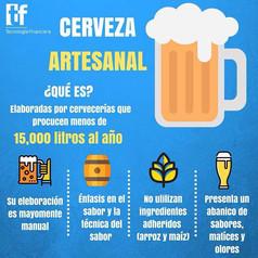 Cerveza Artesanal ¿Qué es?