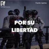 Mientras él baila un pueblo lucha por su libertad. ¡DESPIERTA VENEZUELA! ¡ÚNETE A LA LUCHA!