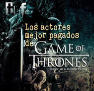 Los actores mejor pagados de 'Game of Thrones'