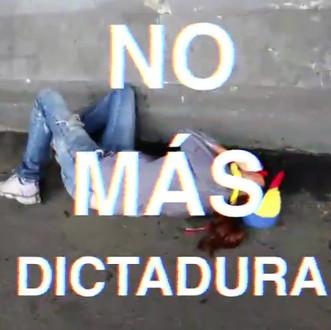 NO + DICTADURA