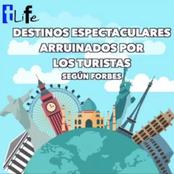 4 destinos espectaculares arruinados por los turistas