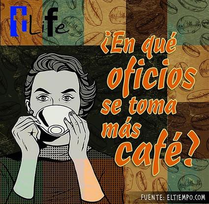 ¿En qué oficios se toma más café? 🔹Científicos / Técnicos de laboratorio