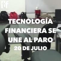 #HOY en Tecnología Financiera estamos trabajando PERO POR NUESTRO PAÍS.