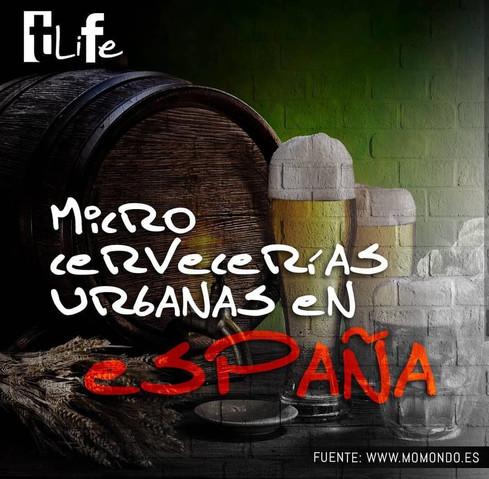Micro Cervecerías Urbanas en España