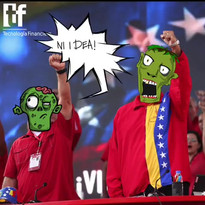 No saben el daño que le haría la Constituyente a Venezuela.  Ni siquiera tienen idea de lo que apoyan porque todos son unos ZOMBIES.