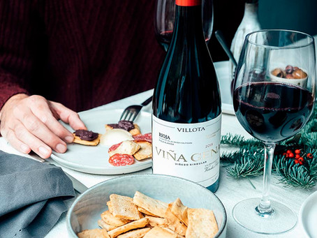 Un vino Villota para cada momento de la Navidad