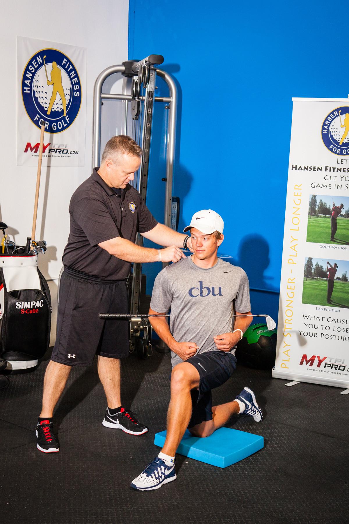 Golf Fitness Assessment