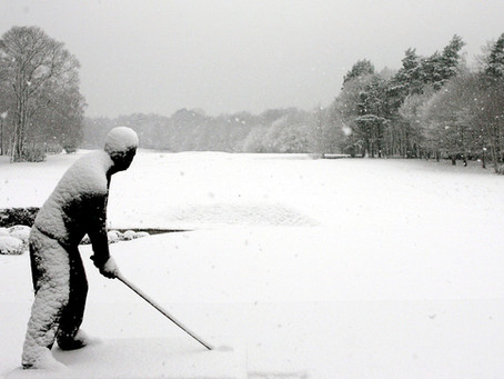 January - March Are The 3 Most Important Months For Golfers