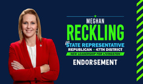 ABC of Michigan Endorses Reckling in 47th State House District