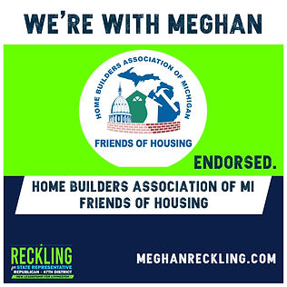 MI Home Builders - Friends of Housing-pa