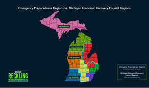 Letter to Governor Whitmer urging her to reconsider Livingston County's MERC region