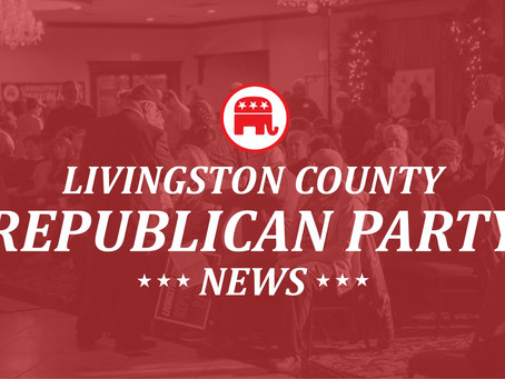 Livingston County Republican Party Elects 2021-2022 Executive Committee Members & Party Officers