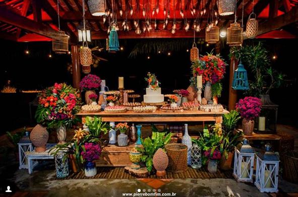 Destination Wedding - Casamento em Carneiros - Sítio Ebenézer Feedback