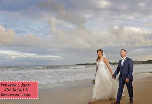 Casamento na Praia do Paiva - Reserva da Coruja - Feedback