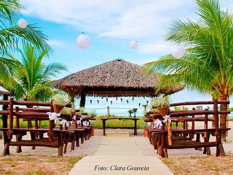 Bangalôs do Gameleiro - Praia dos Carneiros - Casamento na praia ou Destination Wedding