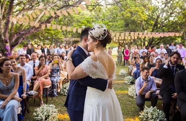 Casamento no Campo - Casamento em Aldeia - Sítio do Sapoti