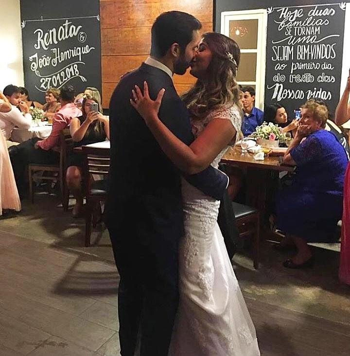 Mini Wedding - Casamento em Restaurante - Feedback
